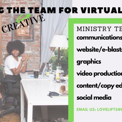 Virtual Church Volunteers