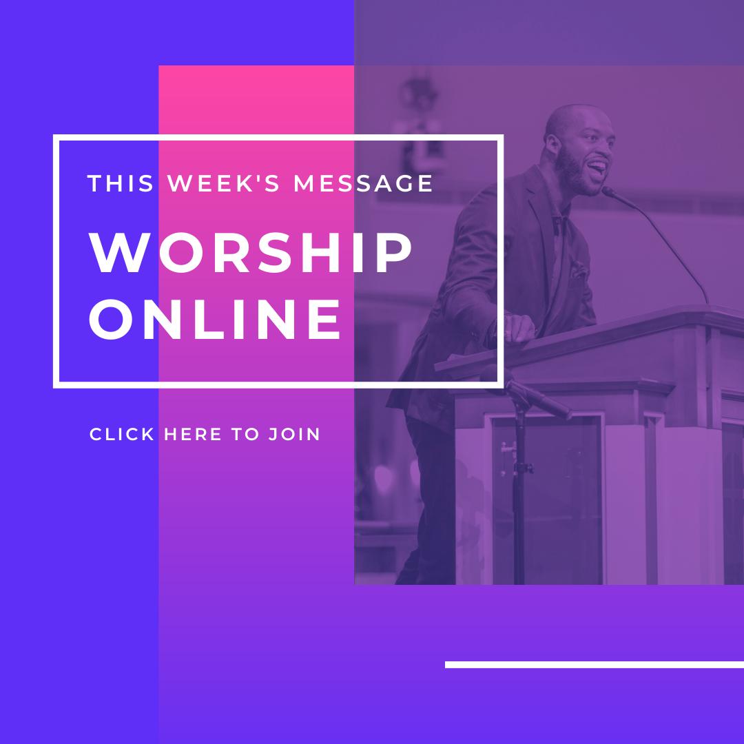 This Week's Worship Service